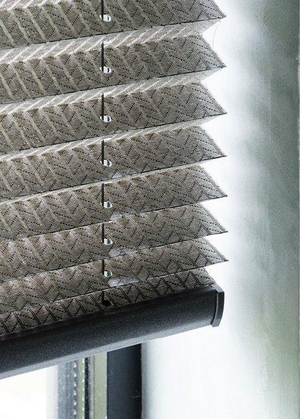 bece® plisségordijn kleurnr. 40068 detail