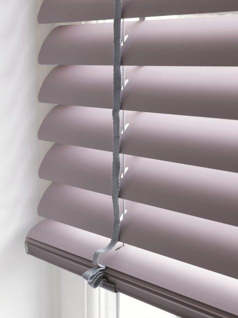 Horizontale jaloezieën aluminium
