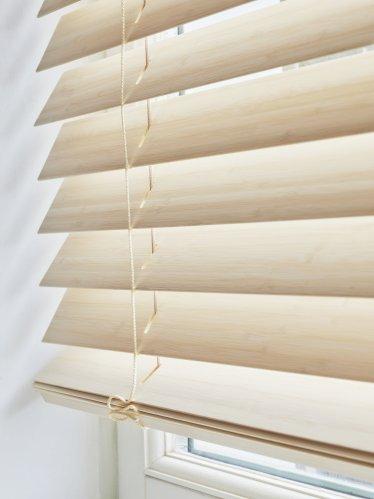 bece® horizontale jaloezie hout kleurnr. 16312 detail