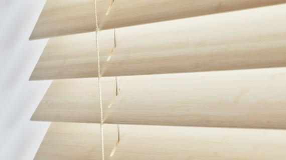 bece® horizontale jaloezie hout 16312 detail
