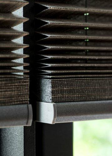 bece® plisségordijn kleurnr. 40109 detail