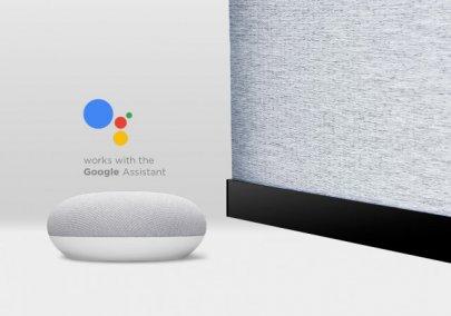 Verbind je elektrische raamdecoratie met Google Home & Google Assistant