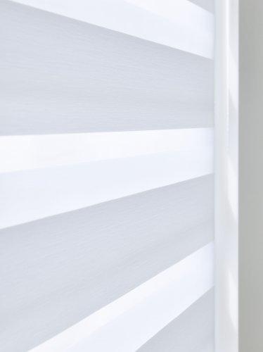 bece® duo rolgordijn kleurnr. 32000 detail