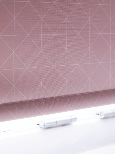 bece® rolgordijn kleurnr. 50218 detail