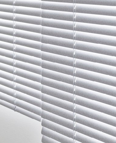 bece® horizontale jaloezie aluminium kleurnr. 15588 detail